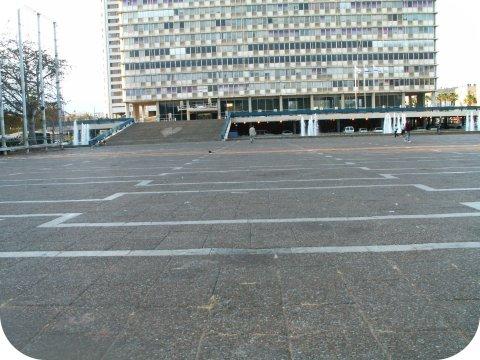 כיכר העיר, כיכר רבין, כיכר 10